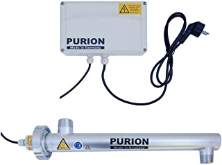 comprar comparacion Acondicionador de agua PURION 1000 sistema de desinfección de filtros UV sistema de agua 17W 1.000 l/h