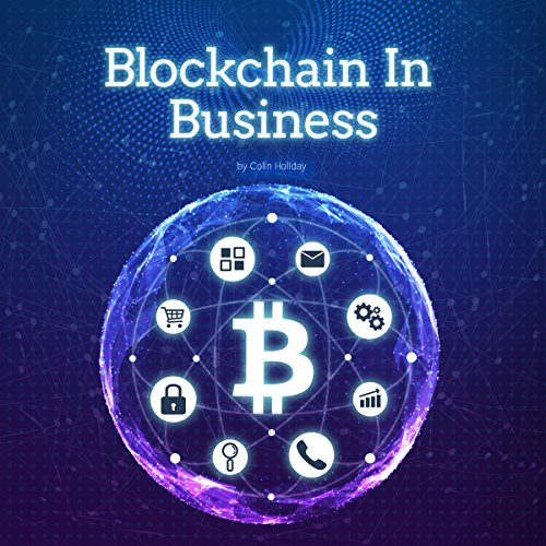 Blockchain in Business audiobook cover art