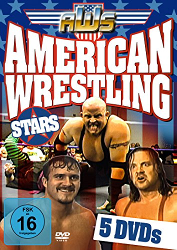 American Wrestling Stars [5 DVDs]