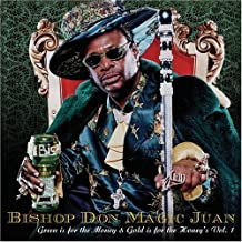 Green Is For Money by Bishop Don Magic Juan