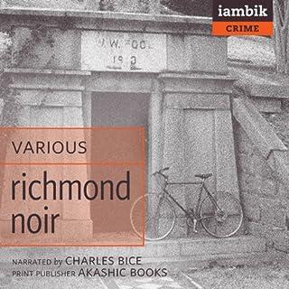 Richmond Noir audiobook cover art