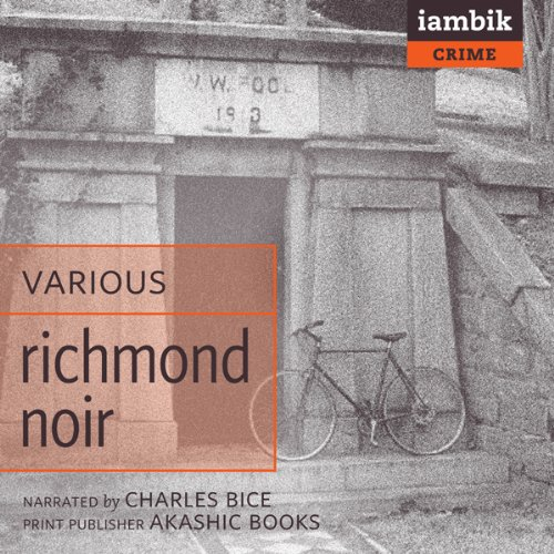Richmond Noir audiobook cover art