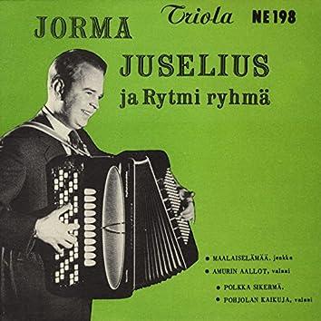 Jorma Juselius ja Rytmiryhmä