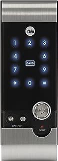 Yale YDR3110 Digital Door Lock, RFID, Keypad Black