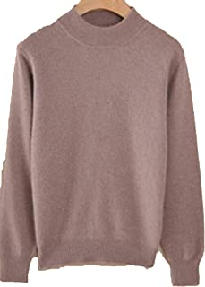 Cashmere Sweater Women Christmas Knitted Sweater Female Long Sleeve Wool Turtleneck Pullovers