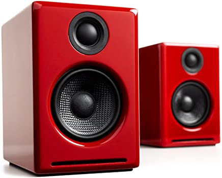 Audioengine A2+ 60W Powered Desktop Speakers | Built-in DAC & Analog Amplifier | Direct
