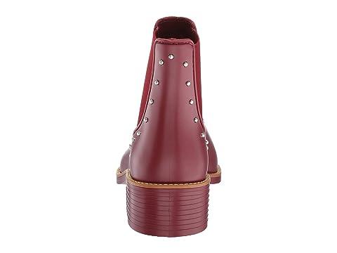 Bernardo RubberBordeaux Rain Peyton Black Boots Rubber RubberPewter RrURwpq