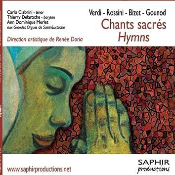 Chants  sacrés Hymns