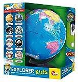 Lisciani Giochi I'm A Genius 62263-I'm Super Mappamondo Elettronico Kids, 62263