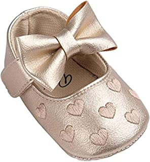 Amazon.co.jp: Gold - Baby Shoes / Kid