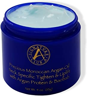 4 oz. Precious Moroccan Argan Oil Neck Specific Tighten & Uplift with Argan Protein & Baobab