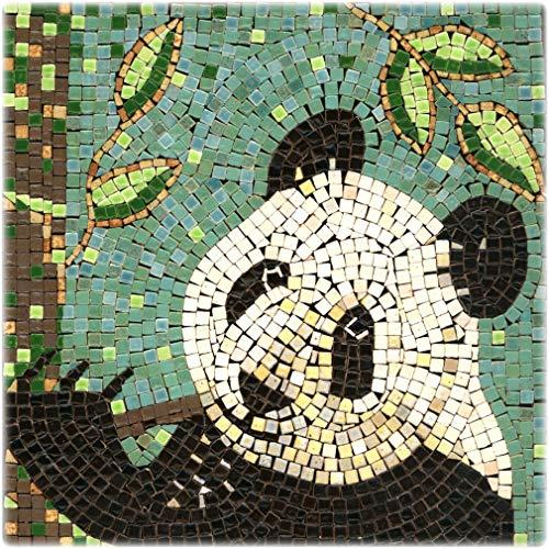 kit mosaïque DIY Art 20x20cm Panda