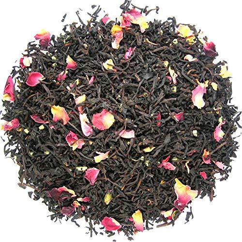Champagne truffel thee, zwarte thee, 100 gram losse thee