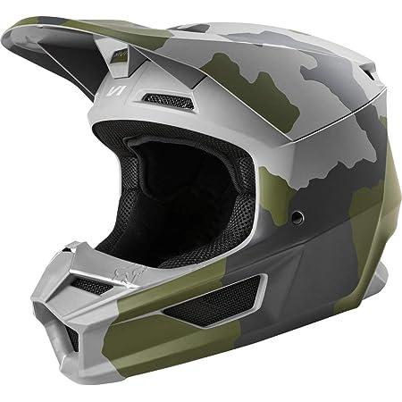 Matte Black Fox Racing 2020 Youth V2 Helmet Small Vlar
