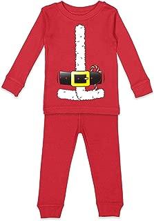 Santa Claus Costume - Xmas Christmas Kids Pajama Set