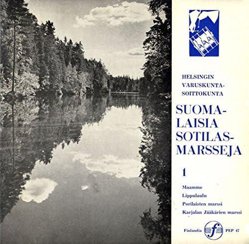 Helsingin varuskuntasoittokunta