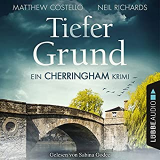 Tiefer Grund: Ein Cherringham-Krimi Titelbild