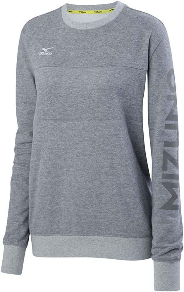 Mizuno Retro Crew Volleyball Sweatshirt