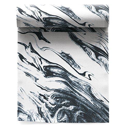 MYdrap 50 unités par rouleau serviettes de table en coton, Multicolore,11x11 cm