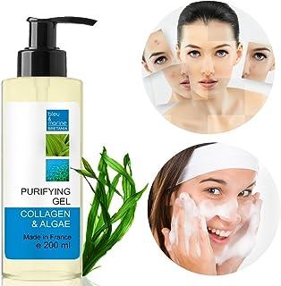 bleu&marine Gel Purificante Limpiador Anti Imperfecciones 200 ml Todo Tipo de Piel Piel Joven Anti Acne