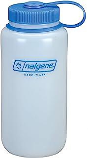 Nalgene Unisex's HDPE WM Water Bottle, White, 32oz/1 Litre