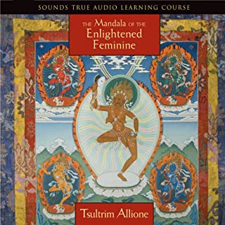 The Mandala of the Enlightened Feminine audiobook cover art