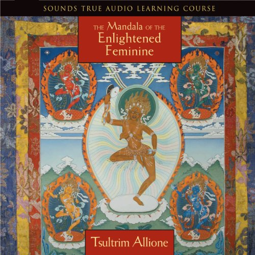 Couverture de The Mandala of the Enlightened Feminine