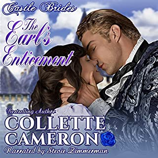 The Earl's Enticement audiobook cover art