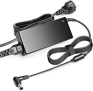 KFD 90W Adaptador de CA Cargador para Sony Bravia W600B W-600B 24'' 32'' 40'' 42'' 48'' WXGA X-Reality Pro Smart LED LCD TV HDTV 4K UHD KDL-24 KDL-32 KDL-40 KDL-42 KDL-48 KDL-40R510C W650A 4.7A