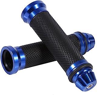 Booster Ovetto Stunt uvm. NG R alle CNC Alluminio Impugnatura del manubrio MBK Nitro Laser Blu Naked Mach G Fizz