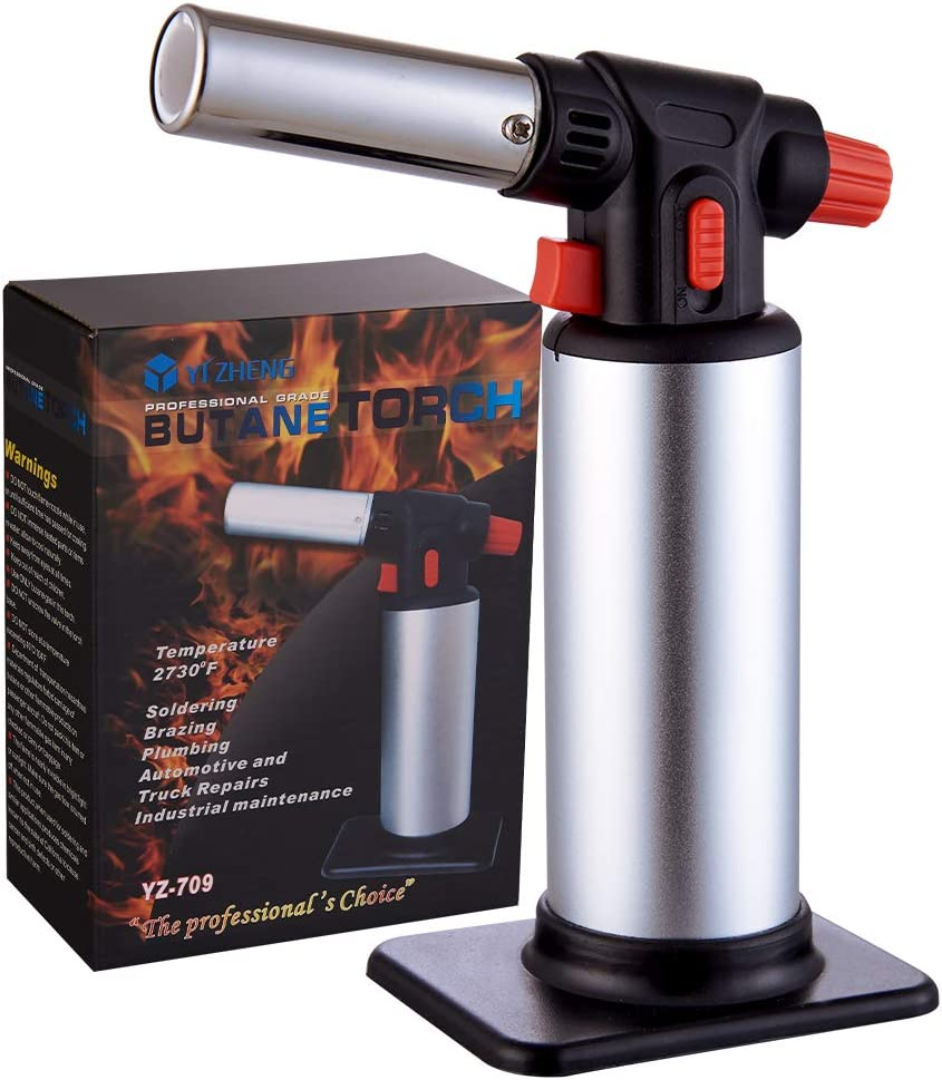 Butane Torch Refillable New Free Shipping Kitchen All Nippon regular agency Lighter Fit T