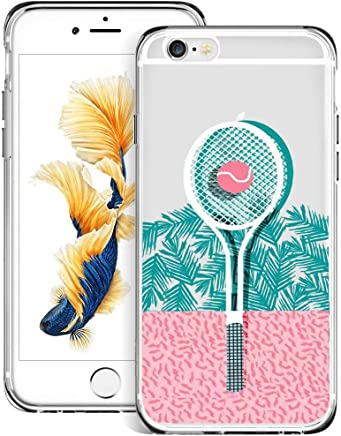coque transparente tennis iphone 6