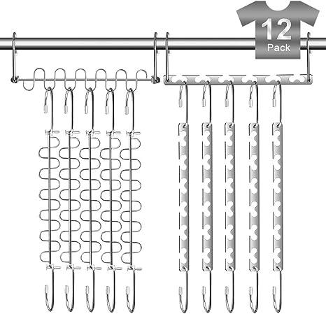 Space saving coat hangers amazon