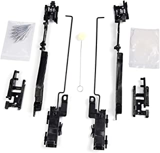 gplus Sunroof Repair Kit for 2000-2014 Ford F150 / F250 / F350 / F450 Expedition Sunroof Shade Slider Sunroof Repair Parts
