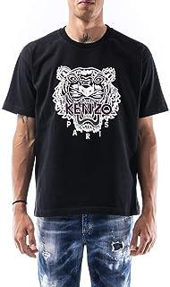 Kenzo Icons Tiger T-Shirt (Colour : Black - Size : Medium)