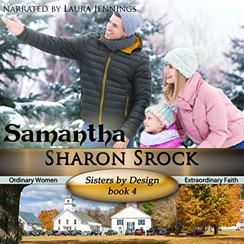 Samantha audiobook cover art