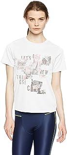 (ダンスキン) DANSKIN フィットネスウェア Tシャツ DB77184T [レディーズ] DB77184T SV シュガーバイオレット L