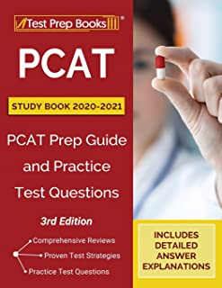 PCAT Study Book 2020-2021: PCAT Prep Guide and Practice Test Questions [3rd Edition]