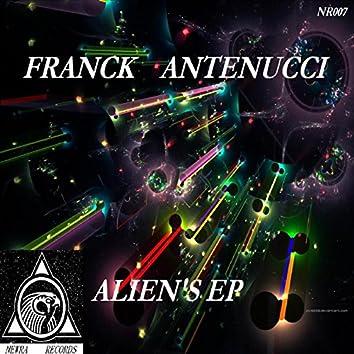Alien's EP