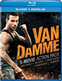 Van Damme 5-Movie Action Pack [Edizione: Stati Uniti] [Italia] [Blu-ray]