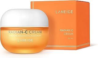 Laneige Radian-C Cream, orange, 50 milliliters