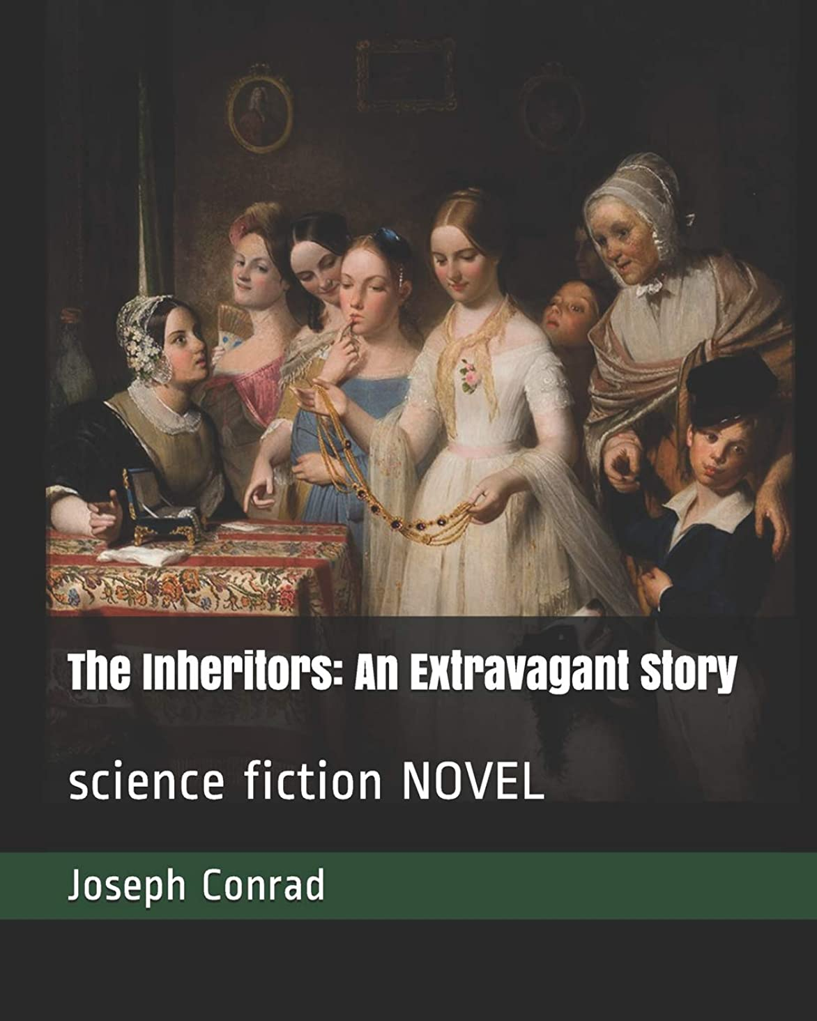 無声で戦う充電The Inheritors: An Extravagant Story: science fiction NOVEL