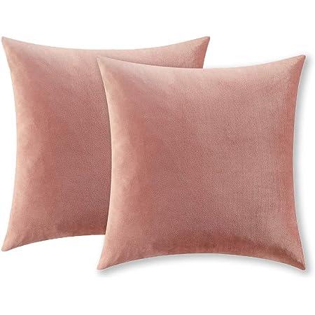Powder Pink Pillow Cover Velvet Pillow All Size Pillows Custom Made Pillow Velvet Pillow Cover 18X18 Velvet Cushion Cover Decorative Pillows