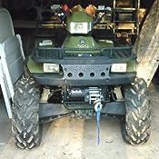 KFI 100430 300, 400, 500 Winch Mount for 1995-2002 Polaris Xplorer 4x4 M12