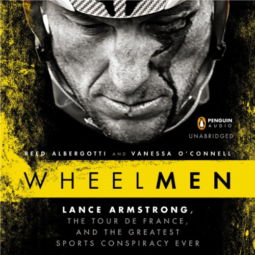 Wheelmen audiobook cover art