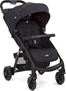 Joie Muze Travel System Coal Baby Stroller and Car Seat - Black