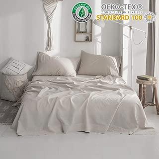 Best natural linen sheets Reviews