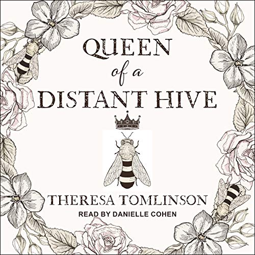 Queen of a Distant Hive cover art
