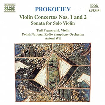 Prokofiev: Violin Concertos Nos. 1 and 2 / Sonata in D Major