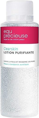Eau Précieuse – Clearskin Lotion Purifiante 375ml | Purifie la Peau – Resserre les Pores – Nettoie la Peau – Élimine ...
